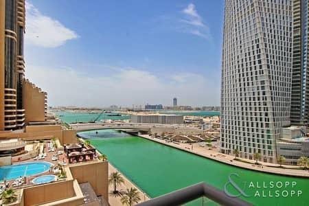 شقة 2 غرفة نوم للايجار في دبي مارينا، دبي - 2 Bedrooms | Upgraded | Fully Furnished