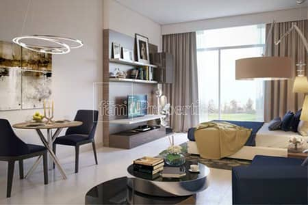1 Bedroom Apartment for Sale in DAMAC Hills (Akoya by DAMAC), Dubai - 1BR Apt. | Spacious and Fully Furnished | Artesia