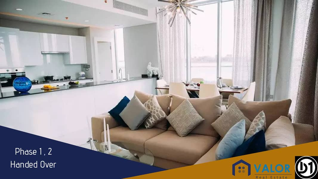 Hot Seller 2019 |  Free Hold | Prime Location | 5 min to Down Town| 1 Bed Brand Furnished | No Commission | No Premium