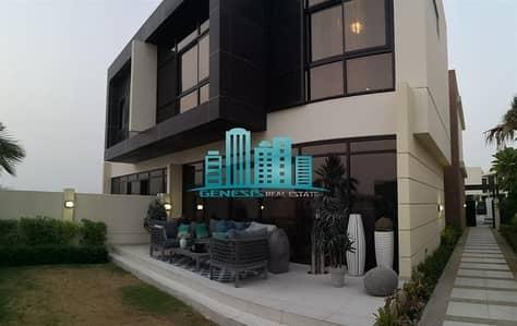 فیلا 4 غرفة نوم للبيع في داماك هيلز (أكويا من داماك)، دبي - Full park view , 4BED+M Villa-Finance available