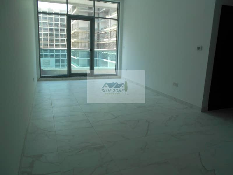 1 MONTH FREE 1BHK BRAND NEW EXCELLENT FINISHING 2 BATHROOMS WITH POOL GYM PARKING IN 53K