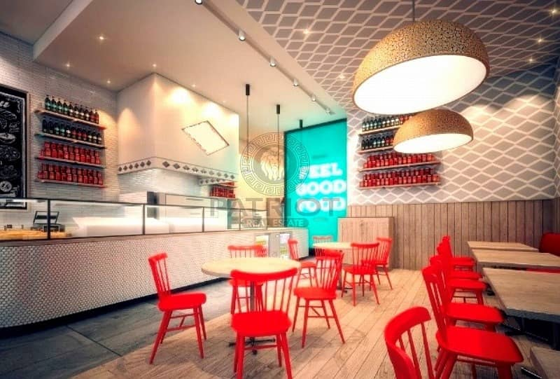 2 Running Restaurant Business for Sale in Palm Jumeirah !!!!
