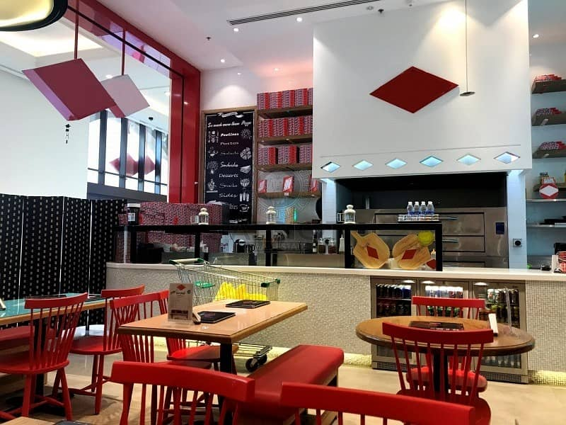 14 Running Restaurant Business for Sale in Palm Jumeirah !!!!