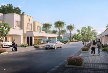 فیلا 3 غرفة نوم للبيع في تاون سكوير، دبي - Nshama Townsquare_3BR Villa_Handover 2021