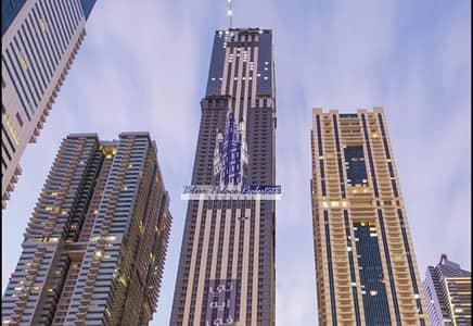 فلیٹ 2 غرفة نوم للبيع في دبي مارينا، دبي - Marina 101,2br + Maid with Sea View at a High Floor