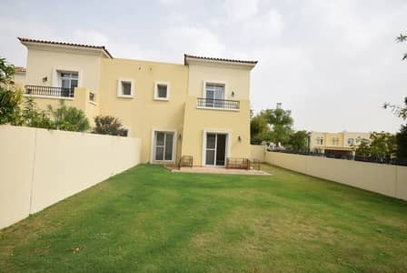 3 Bedroom Villa for Sale in The Lakes, Dubai - Corner Huge Plot Semi-Detached 3BR Villa