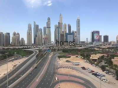 2 Bedroom Flat for Sale in The Hills, Dubai - Large 2BR w/ Marina and Golf Course View