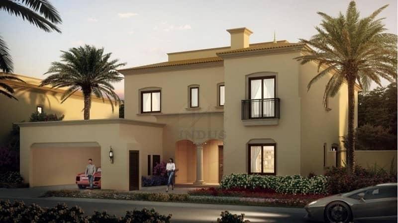 2 La Quinta 5BR Villa 3Yr Post handover