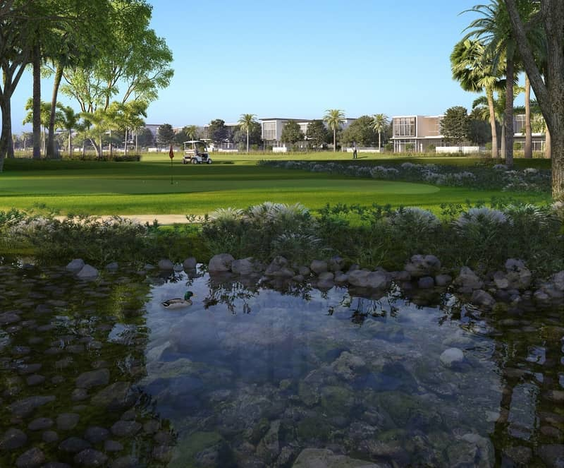 10 Ultra-Premium Golf Place Vistas | 50% DLD Waiver