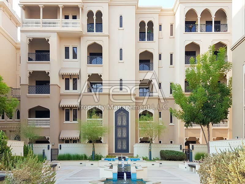 14 Months Contract! Stylish 2 Bed Apt with Facilities! Saadiyat Beach Residences
