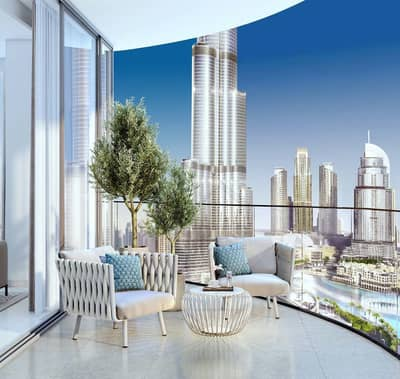 2 Bedroom Apartment for Sale in Downtown Dubai, Dubai - Next to Opera District | Luxury Grande  Downtown