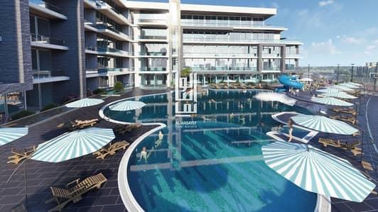 استوديو  للبيع في البرشاء، دبي - Studio Arjan area monthly installment 3990 dirham booking