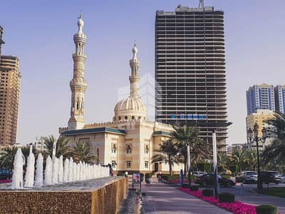 2 Bedroom Flat for Sale in Al Majaz, Sharjah - Ready to Move In  2BR  Al Muhannad Tower