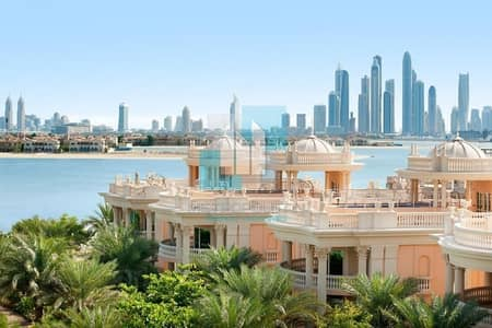 3 Bedroom Apartment for Sale in Palm Jumeirah, Dubai - Vacant On Transfer | Sea & Skyline View  | Furnished
