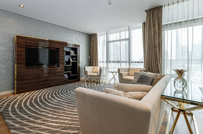 2 3Bed Apt | High Floor | Quality Finishes