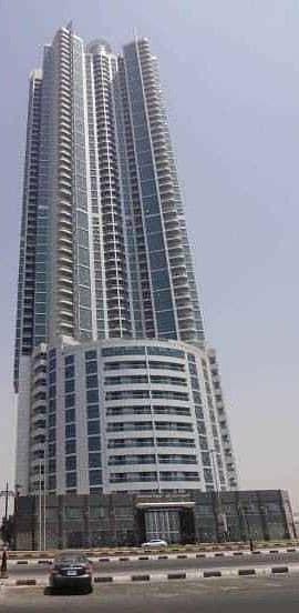 فلیٹ 1 غرفة نوم للايجار في كورنيش عجمان، عجمان - شقة في برج الكورنيش كورنيش عجمان 1 غرف 32000 درهم - 4110731