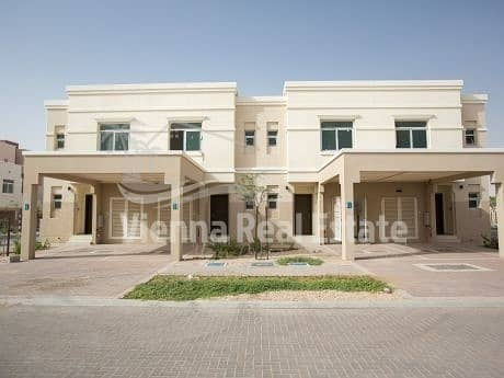 Single Row 2 Bedroom Townhouse for SALE!