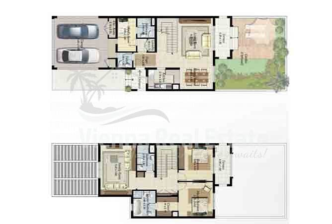 11 Single Row 2 Bedroom Townhouse for SALE!