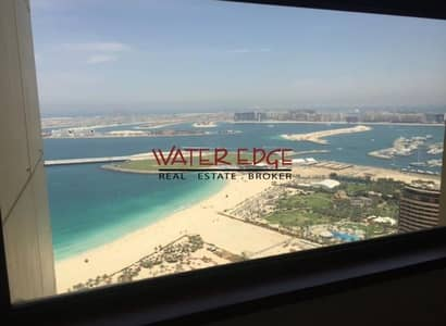 1 Bedroom Apartment for Sale in Jumeirah Beach Residence (JBR), Dubai - LARGE 1 Bedroom with Full Sea View