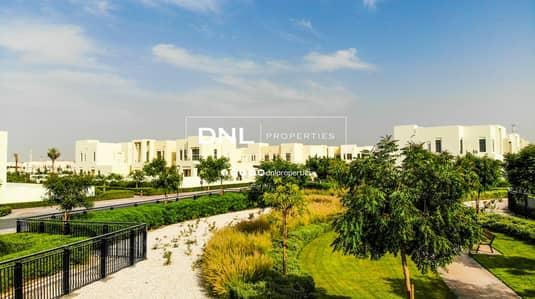 3 Bedroom Townhouse for Rent in Reem, Dubai - Brand New | Corner Plot | Pool & Park Facing | 3BR Type H