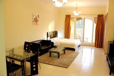 Studio for Sale in Jumeirah Village Circle (JVC), Dubai - Fully Furnished | Vacant on Transfer | Studio Apartment