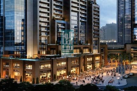 شقة 2 غرفة نوم للبيع في وسط مدينة دبي، دبي - 2% DLD Free  - 2 YEARS installment post handover