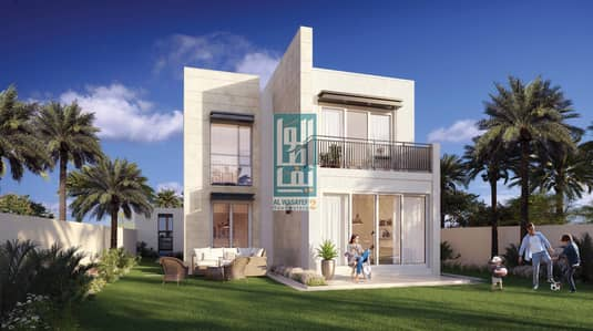 فیلا 4 غرفة نوم للبيع في دبي الجنوب، دبي - Magnificent Residence With Golf Course Views