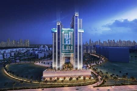 استوديو  للبيع في البرشاء، دبي - 25% Guaranteed Net Return 3Yrs Hotel Apt-studio