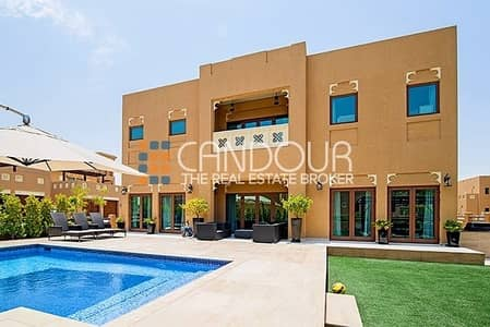 3 Bedroom Villa for Sale in Al Furjan, Dubai - Swimming Pool | Stunning Villa for Sale