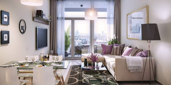 2 Bedroom Apartment for Sale in Al Furjan, Dubai - Exclusive 2 Bedrooms | Azizi Shaista | Al Furjan