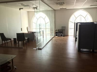Can be Furnished Office | The Dome Tower | JLT | For Rent