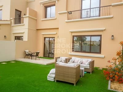 3 Bedroom Townhouse for Sale in Reem, Dubai - Great Location   Beautiful Landscaped Garden