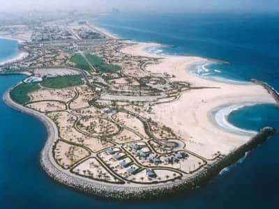 Plot for Sale in Al Mamzar, Dubai - Residential villa plot | freehold | Near Beach