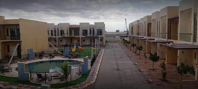 1 Bedroom Townhouse for Sale in Dubai Industrial Park, Dubai - One Bedroom Townhouse for sale in Sahara Meadows 2/Corner unit