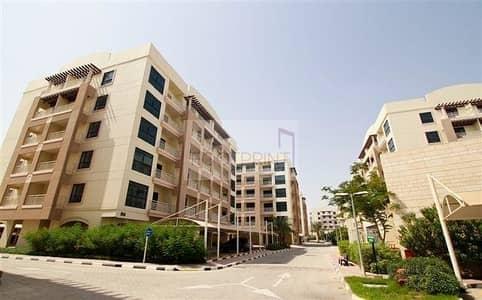 شقة 1 غرفة نوم للايجار في مجمع دبي للاستثمار، دبي - Dunes 1BR with Balcony 43k in 4 cheques.