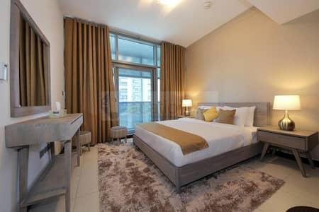 1 Bedroom Apartment for Rent in Jumeirah Lake Towers (JLT), Dubai - Beautiful Lake View 1BR Apartment in indigo tower