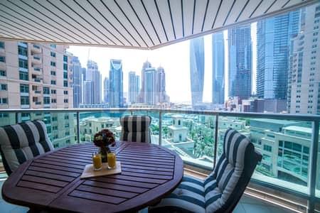 2 Bedroom Apartment for Rent in Dubai Marina, Dubai - Luxury 2BR In The Heart Of Dubai Marina