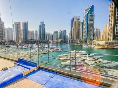 4 Bedroom Villa for Sale in Dubai Marina, Dubai - A New Wave of Living|Waterfront|4BR + Maids Villa