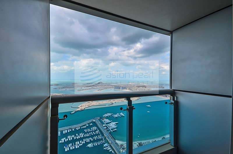 2 Spacious 3BR Apartment with Full Sea View