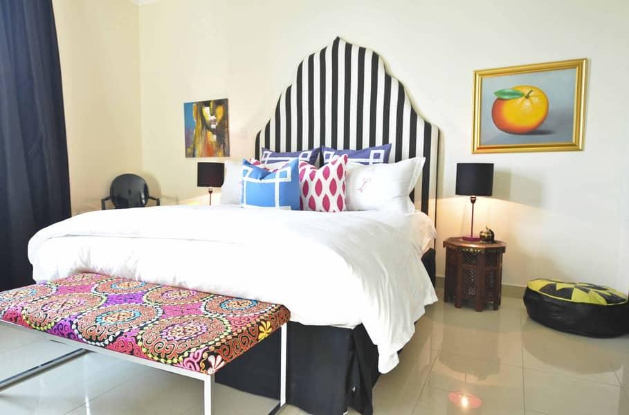 2 Delightful high floor 2 bedroom apartment for rent in Links West Tower
