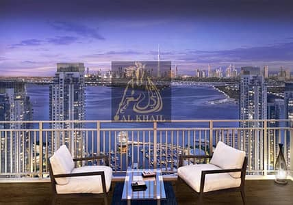 4 Bedroom Flat for Sale in The Lagoons, Dubai - Amazing 4BR Apartment for sale in Dubai Creek Harbour | Easy Payment Plan with Post Handover | Stunning Community