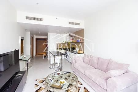 2 Bed Furnished Corner Unit With Full Marina View