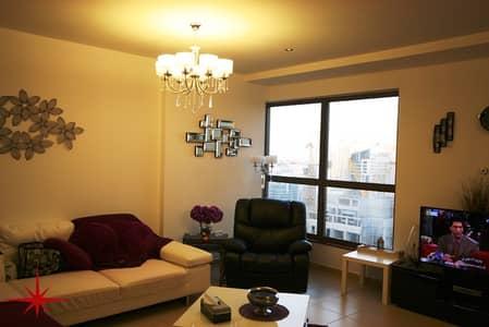 2 Bedroom Flat for Sale in Jumeirah Beach Residence (JBR), Dubai - 2 BR Apt | High Floor | Full Marina View