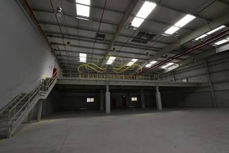 Warehouse for Rent in Al Quoz, Dubai - Brand new | Spacious | Fully insulated | Warehouse