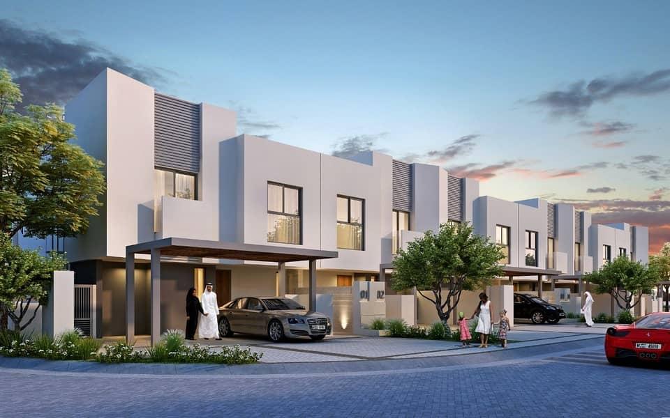 3 Bedroom  Townhouse in Al Lailak - Al Zahia