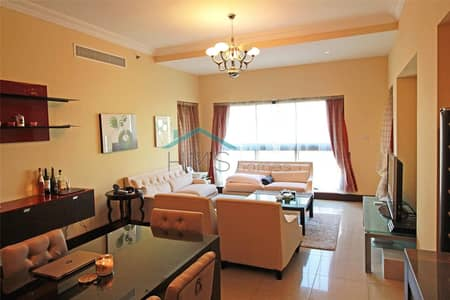2 Bedroom Flat for Rent in Palm Jumeirah, Dubai - Rare park view | Furnished | Available