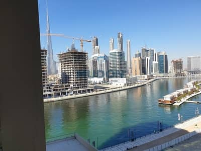Studio for Sale in Business Bay, Dubai - Studio Handover June 2019   Canal View!