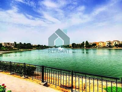 تاون هاوس 3 غرفة نوم للايجار في المرابع العربية، دبي - Lake View | 3 Br +  Study + Maid's Room | Al Reem