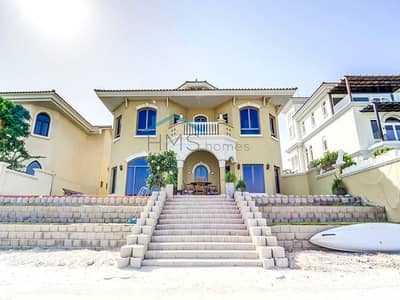 5 Bedroom Villa for Rent in Palm Jumeirah, Dubai - Odd Number Furnished Villa Vacant Now