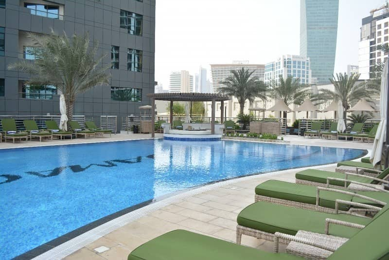 Fully furnished | Studio in Capital bay business bay